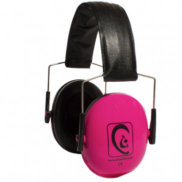ACOUFUN HP25 CASQUE JUNIOR ATTENUATEUR PINK