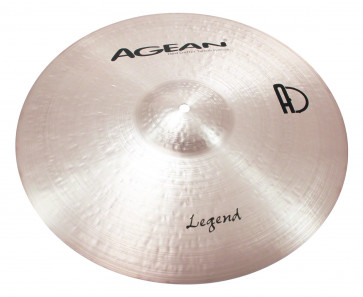 "CRASH AGEAN 16"" LEGEND PAPER THIN"