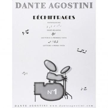 DANTE AGOSTINI PRÉPARATION DÉCHIFFRAGES VOL.1