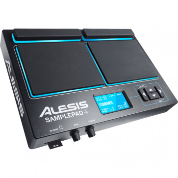 ALESIS SAMPLEPAD-4 4ZONES+SAMPLER