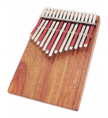 KALIMBA AMI HUGH TRACEY ALTO CELESTE 15 NOTES SUR TABLE