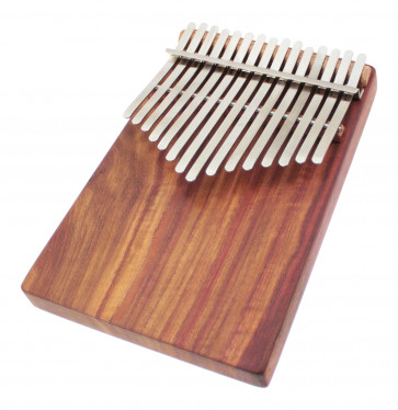 KALIMBA AMI HUGH TRACEY ALTO CHROMATIC 26 NOTES SUR TABLE + PICKUP