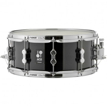 SONOR AQ2 14x06 TRANSPARENT STAIN BLACK