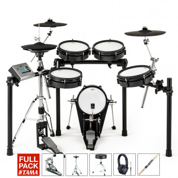ATV EXS-3 ELECTRONIC DRUMS FULL PACK TAMA