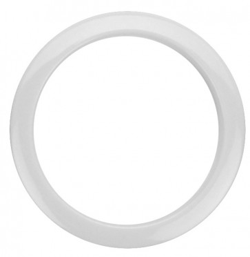 """BASS DRUM O'S BDO-H4WH PROTECTION EVENT 04"""" WHITE"""
