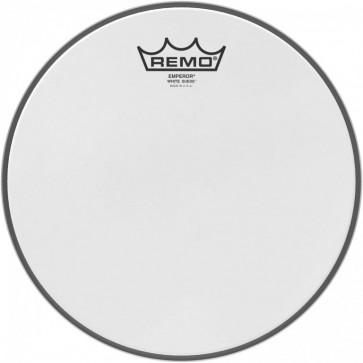 REMO WHITE SUEDE 10 EMPEROR