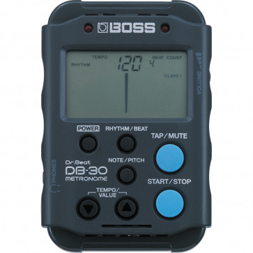 BOSS DB-30 METRONOME STANDARD