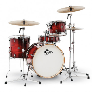 GRETSCH CATALINA CLUB ROCK24 GLOSS CRIMSON BURST