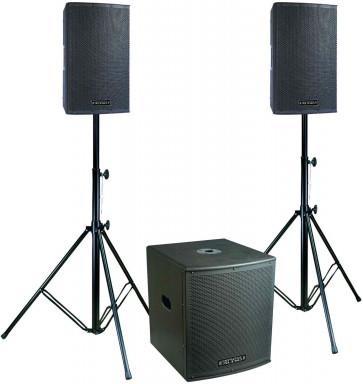 DEFINITIVE AUDIO PACK COMPLET 500W RMS