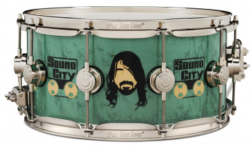 DW ICON SERIES 14X06.5 DAVE GROHL