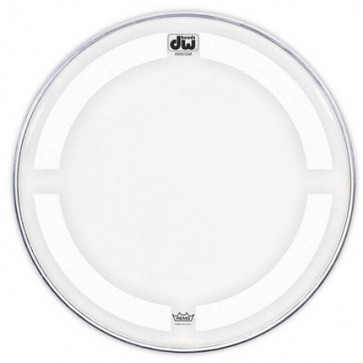 DW USA DRDHCC18K REMO COATED/CLEAR BASS