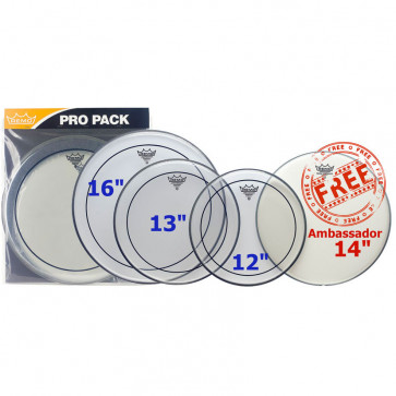 PACK REMO PINSTRIPE CLEAR 12/13/16 +AMB14 COATED
