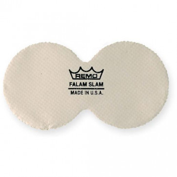 "PATCH REMO GROSSE CAISSE  2,5"" FALAM SLAM DOUBLE"