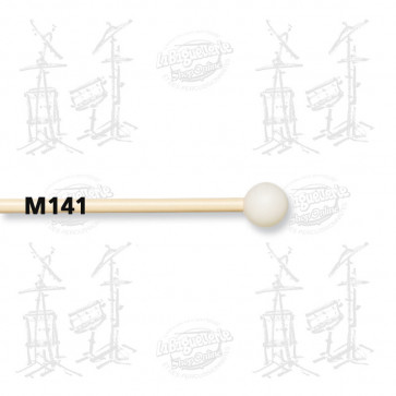 MAILLOCHES VIC FIRTH M141 - ORCHESTRAL BELL - MEDIUM HARD NYLON