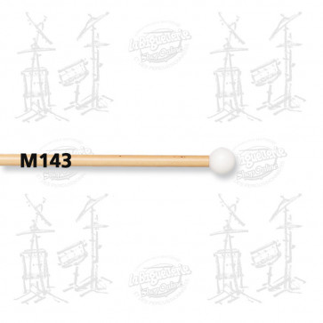 MAILLOCHES VIC FIRTH M143 - ORCHESTRAL BELL - HARD ACETYL (X2)