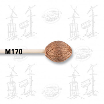 MAILLOCHES VIC FIRTH M170 - ORCHESTRAL MARIMBA SOFT YARN (X2)