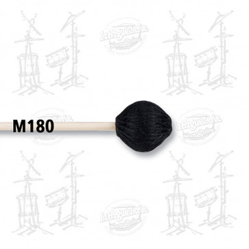 MAILLOCHES VIC FIRTH M180 - ORCHESTRAL MARIMBA SOFT YARN (X2)