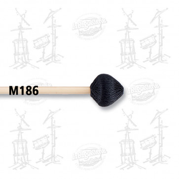 MAILLOCHES VIC FIRTH M186 - ORCHESTRAL MARIMBA MEDIUM CORD (X2)