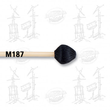MAILLOCHES VIC FIRTH M187 - ORCHESTRAL MARIMBA MEDIUM HARD CORD