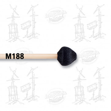MAILLOCHES VIC FIRTH M188 - ORCHESTRAL MARIMBA HARD YARN (X2)