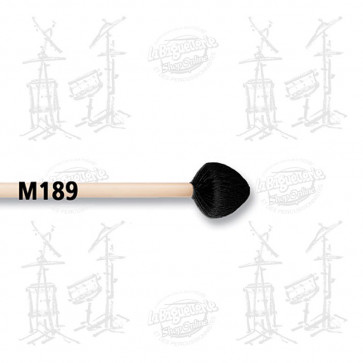 MAILLOCHES VIC FIRTH M189 - ORCHESTRAL MARIMBA HARD YARN (X2)