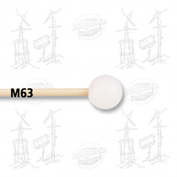 MAILLOCHES VIC FIRTH M63 - MARCHING KEYBOARD - RATTAN (X2)