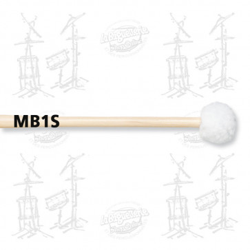 MAILLOCHES VIC FIRTH MB1S POUR GROSSE CAISSE 18/22 (PAIRE)