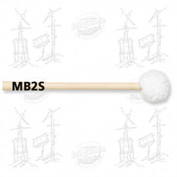 MAILLOCHES VIC FIRTH MB2S POUR GROSSE CAISSE 22/26 (PAIRE)