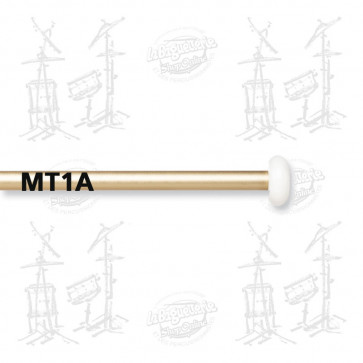 MAILLOCHES VIC FIRTH MT1A - MARCHING BASS DRUM - ULTRA STACCATO
