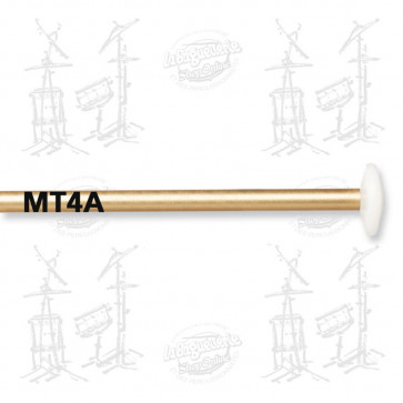 MAILLOCHES VIC FIRTH MT4A - MARCHING BASS DRUM - TAPERED NYLON