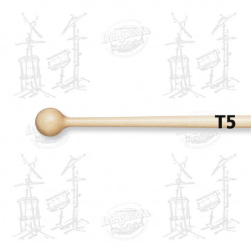 MAILLOCHES VIC FIRTH T5 - AMERICAN CUSTOM WOOD
