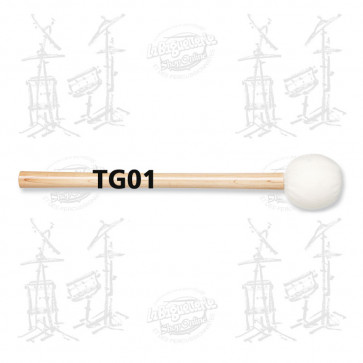 MAILLOCHES VIC FIRTH TG01 - SIGNATURES TOM GAUGER - GENERAL