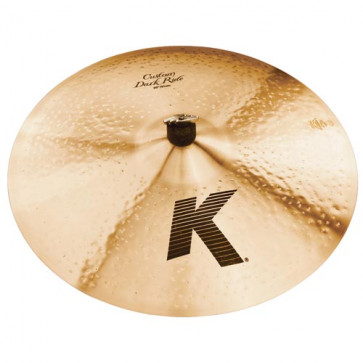 RIDE ZILDJIAN 20 K CUSTOM DARK