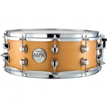 MAPEX MPX 14X5.5 MAPLE NATUREL BRILLANT