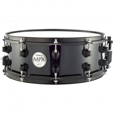 MAPEX MPX 14 x 5.5 - BOULEAU - NOIR TRANSLUCIDE