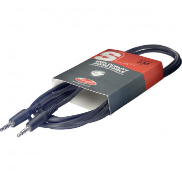 STAGG SAC3MPS MINI JACK (3M)