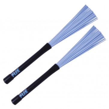 FLIX NYLON ROCK BRUSHES - LIGHT BLUE