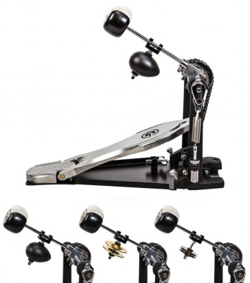 PACK PERCUSSION GIBRALTAR BBEFX CYMB/TAMB/SHAK POUR PED GC
