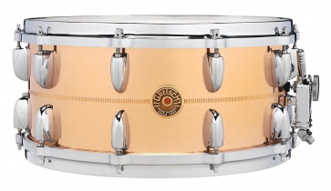 GRETSCH USA 14X06.5 BRONZE