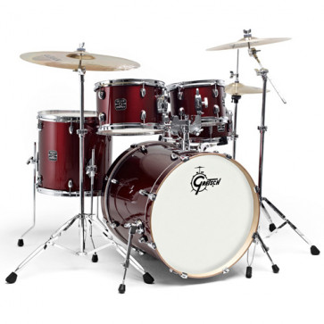 GRETSCH ENERGY GE2 FUSION20 WINE RED