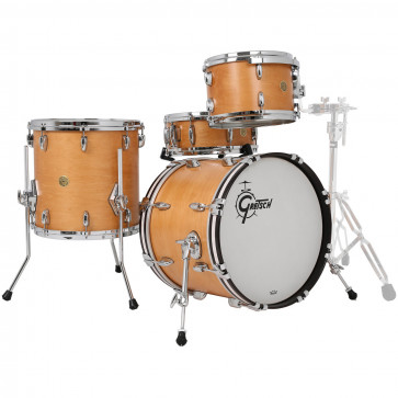 GRETSCH USA CUSTOM JAZZ18 4FUTS SATIN CLASSIC MAPLE