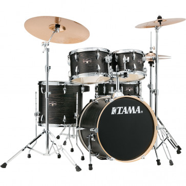"TAMA IMPERIALSTAR 18""/5PCS MCS BLACK OAK WRAP"