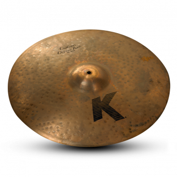 RIDE ZILDJIAN 21 K CUSTOM ORGANIC