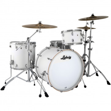 "LUDWIG NEUSONIC 22""/3PCS SUGAR MAPLE"