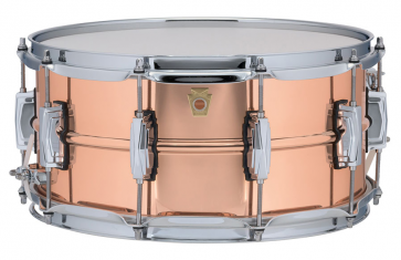 LUDWIG LC662 14x06.5 COPPER PHONIC SMOOTH