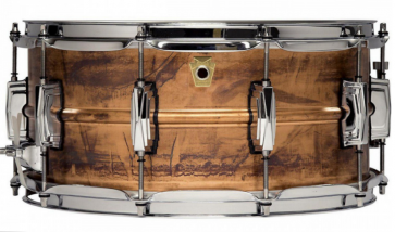 LUDWIG LC663 14x06.5 COPPER PHONIC RAW
