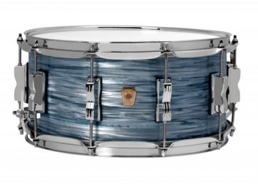 LUDWIG LS403XX2Q 14x06.5 CLASSIC MAPLE VINTAGE BLUE OYSTER