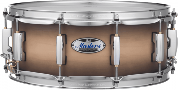 PEARL MASTERS MAPLE COMPLETE 14X05.5 SATIN NATURAL BURST