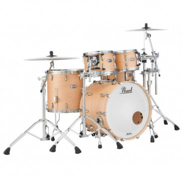 PEARL MASTERS MAPLE COMPLETE FUSION20 MATTE NATURAL