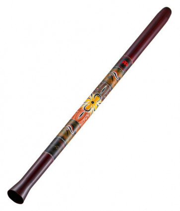 MEINL SDDG1R DIDGERIDOO SYNTHETIQUE 130CM ROUGE